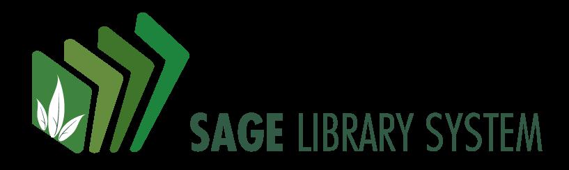 Sage Library System Logo